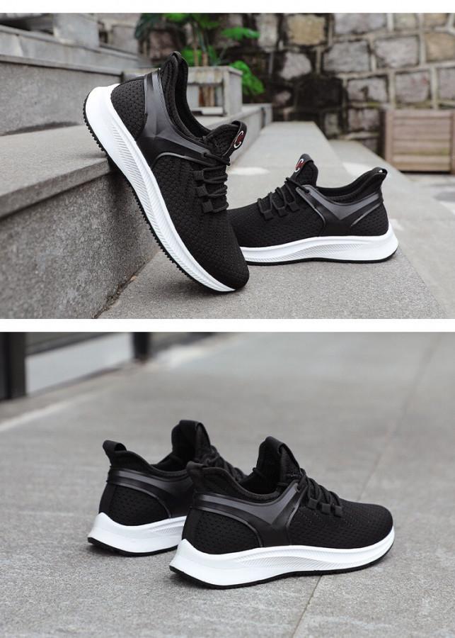 Giày Sneaker Nam 2019 004- màu đen - 8147052 , 2210233016565 , 62_16486068 , 450000 , Giay-Sneaker-Nam-2019-004-mau-den-62_16486068 , tiki.vn , Giày Sneaker Nam 2019 004- màu đen