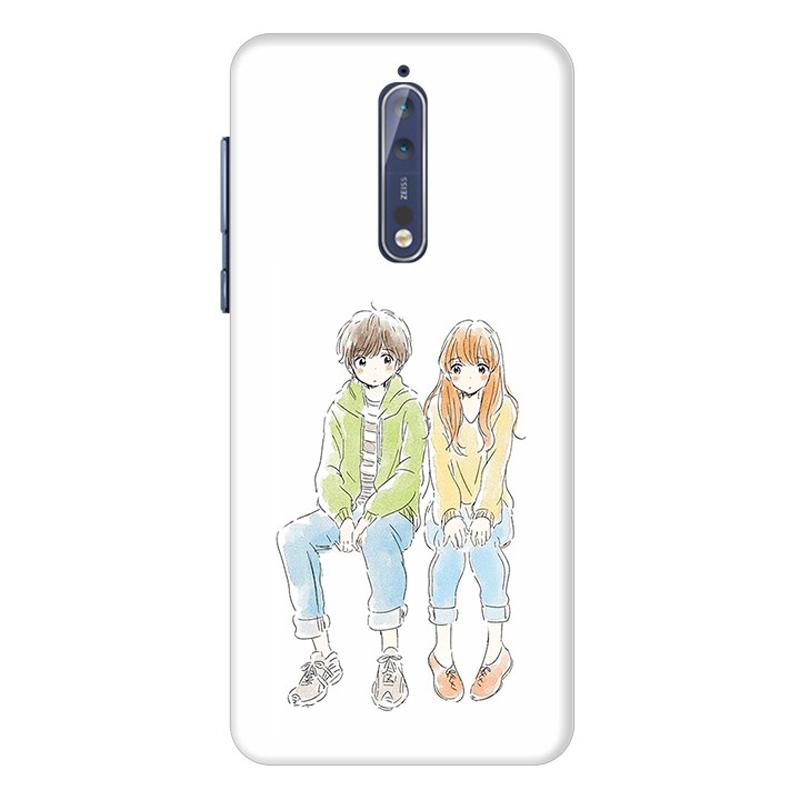 Ốp Lưng Cho Nokia 8 - Mẫu 3