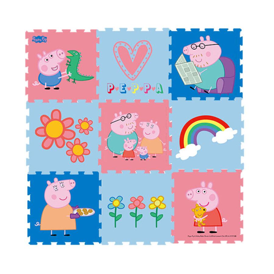 Thảm Xếp Hình Peppa Pig Trẻ Em (9 Mảnh Ghép) - 5282271 , 3793351548044 , 62_4111571 , 338000 , Tham-Xep-Hinh-Peppa-Pig-Tre-Em-9-Manh-Ghep-62_4111571 , tiki.vn , Thảm Xếp Hình Peppa Pig Trẻ Em (9 Mảnh Ghép)