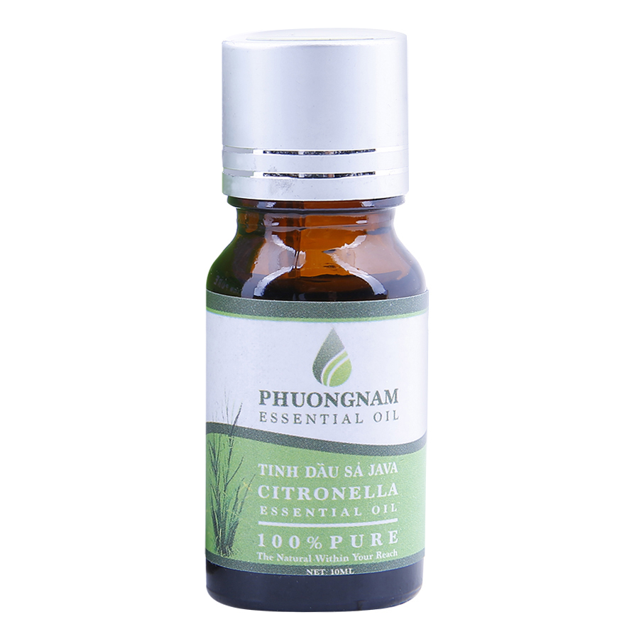 Tinh Dầu Sả Java PhuongNam Essential Oil - 10ml - 1142026 , 1998876692216 , 62_5020997 , 115500 , Tinh-Dau-Sa-Java-PhuongNam-Essential-Oil-10ml-62_5020997 , tiki.vn , Tinh Dầu Sả Java PhuongNam Essential Oil - 10ml