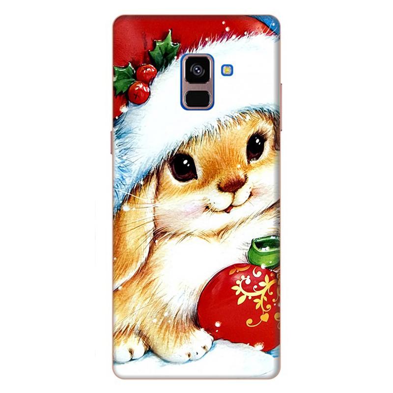 Ốp Lưng Cho Samsung Galaxy A8 Plus 2018 - Mẫu 37