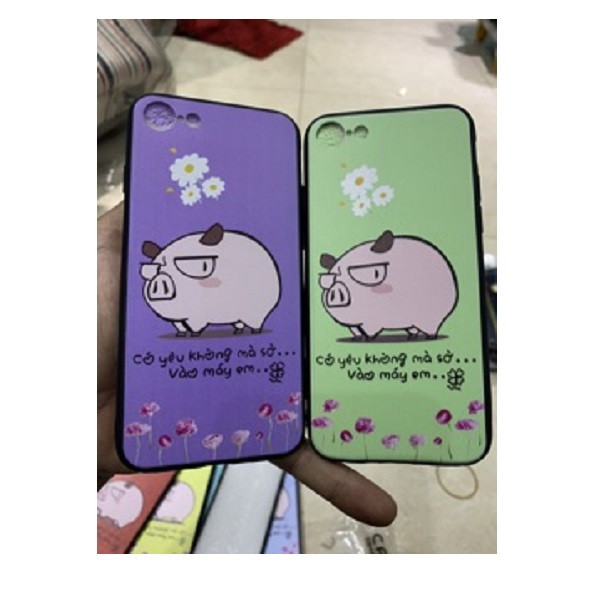 Ốp lưng dẻo in hình kute dành cho Iphone 7/8 -Bé Heo Đỏng Đảnh - 9852101 , 6014586011477 , 62_17937274 , 150000 , Op-lung-deo-in-hinh-kute-danh-cho-Iphone-7-8-Be-Heo-Dong-Danh-62_17937274 , tiki.vn , Ốp lưng dẻo in hình kute dành cho Iphone 7/8 -Bé Heo Đỏng Đảnh