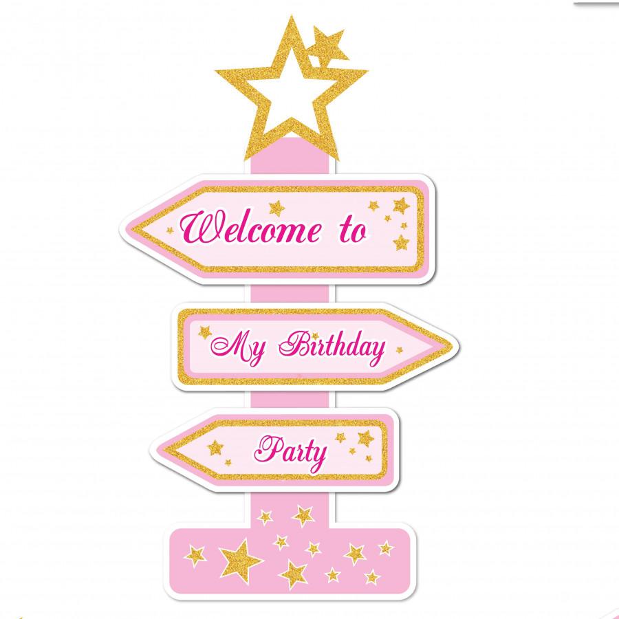 Cây Welcome trang trí sinh nhật - 9911100 , 3986899200424 , 62_19808420 , 100000 , Cay-Welcome-trang-tri-sinh-nhat-62_19808420 , tiki.vn , Cây Welcome trang trí sinh nhật