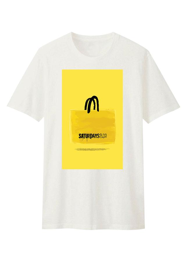 Áo T-Shirt Unisex Dotilo Saturday Bag - Hu082