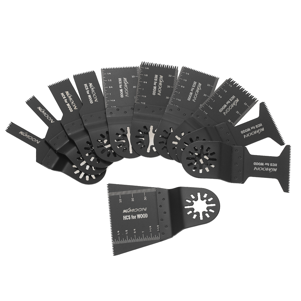 KKmoon 11PCS Oscillating Oscillating Multi Tool Saw Wed for Fein Multimaster Makita Bosch Rockwell Sonicrafter Worx - 15708494 , 7488080530298 , 62_28332369 , 373200 , KKmoon-11PCS-Oscillating-Oscillating-Multi-Tool-Saw-Wed-for-Fein-Multimaster-Makita-Bosch-Rockwell-Sonicrafter-Worx-62_28332369 , tiki.vn , KKmoon 11PCS Oscillating Oscillating Multi Tool Saw Wed for