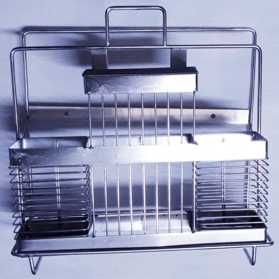 Kệ để dao thớt ống đũa nhà bếp inox 201 - 9624746 , 4921107927419 , 62_19701890 , 210000 , Ke-de-dao-thot-ong-dua-nha-bep-inox-201-62_19701890 , tiki.vn , Kệ để dao thớt ống đũa nhà bếp inox 201