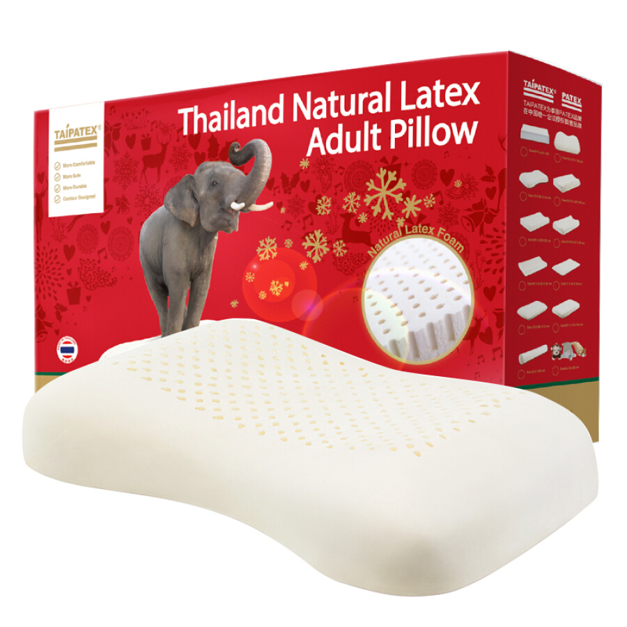 TAIPATEX Thailand Natural latex pillow breathable shoulder pads - 2011095 , 5354981170319 , 62_10308437 , 1279000 , TAIPATEX-Thailand-Natural-latex-pillow-breathable-shoulder-pads-62_10308437 , tiki.vn , TAIPATEX Thailand Natural latex pillow breathable shoulder pads