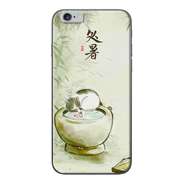 Ốp Lưng Dành Cho iPhone 6/ 6S Mèo Và Lu Nước - 1173009 , 1437947920860 , 62_15009501 , 120000 , Op-Lung-Danh-Cho-iPhone-6-6S-Meo-Va-Lu-Nuoc-62_15009501 , tiki.vn , Ốp Lưng Dành Cho iPhone 6/ 6S Mèo Và Lu Nước