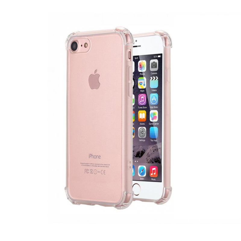 Ốp lưng silicon chống sốc phát sáng iPhone 7 Plus