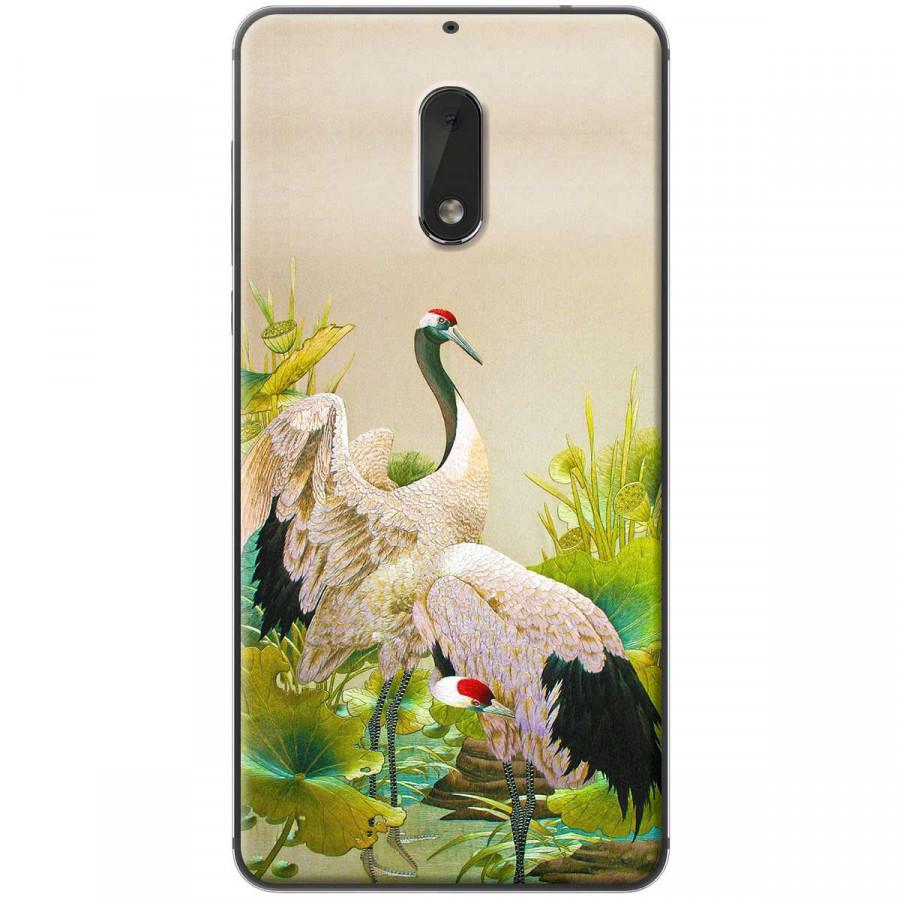 Ốp lưng dành cho điẹn thoại Nokia 6 - Mẫu   Chim hạc - 1724044 , 8635036373181 , 62_11989461 , 150000 , Op-lung-danh-cho-dien-thoai-Nokia-6-Mau-Chim-hac-62_11989461 , tiki.vn , Ốp lưng dành cho điẹn thoại Nokia 6 - Mẫu   Chim hạc