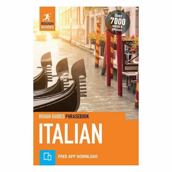 Rough Guide Phrasebook Italian