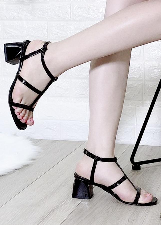 Giày Sandal Cao Gót Vuông Cao 5cm - 2378611 , 3525754646474 , 62_15731321 , 350000 , Giay-Sandal-Cao-Got-Vuong-Cao-5cm-62_15731321 , tiki.vn , Giày Sandal Cao Gót Vuông Cao 5cm