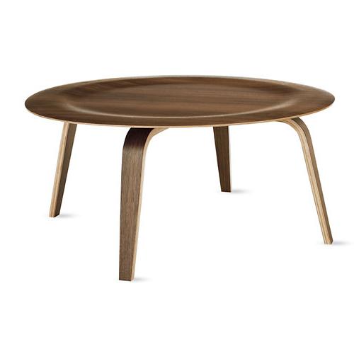 Bàn sofa gỗ polywood hiện đại nhập khẩu