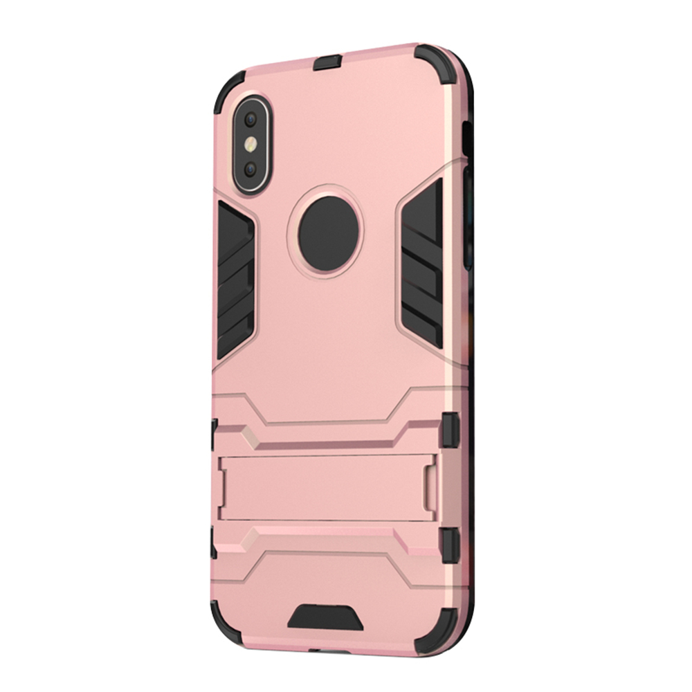 Case for iPhone X with Stand Back Cover Solid Colored Hard PC - 16628317 , 7313943939997 , 62_27192220 , 144000 , Case-for-iPhone-X-with-Stand-Back-Cover-Solid-Colored-Hard-PC-62_27192220 , tiki.vn , Case for iPhone X with Stand Back Cover Solid Colored Hard PC