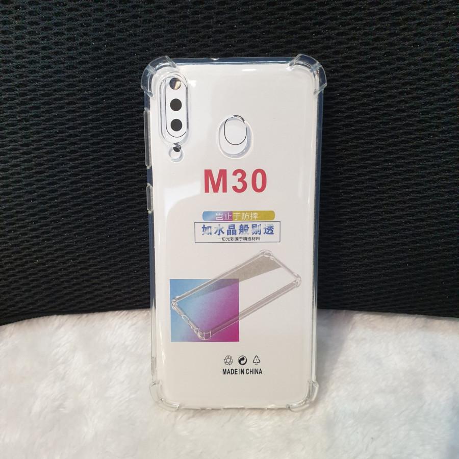 Ốp Dẻo Trong Chống Sốc Cho Samsung M30