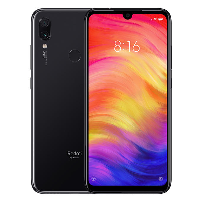 Xiaomi Redmi Note 7 Mobile Phone 6.3Inich Display 6Gb Ram 64Gb Rom 48Mp Camera Snapdragon 660 4000Mah Battery 4G