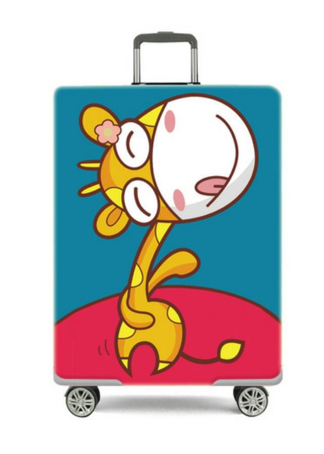 Túi bọc vali tiện ích có co giãn