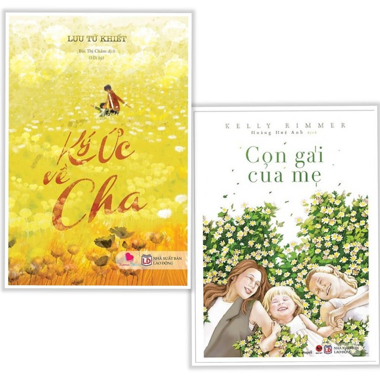 Combo Sách Về Tình Cảm Gia Đình: Ký Ức Về Cha + Con Gái Của Mẹ (Bộ 2 cuốn/ Tặng kèm Bookmark Happy Life) - 18580514 , 7311836148358 , 62_21307797 , 180000 , Combo-Sach-Ve-Tinh-Cam-Gia-Dinh-Ky-Uc-Ve-Cha-Con-Gai-Cua-Me-Bo-2-cuon-Tang-kem-Bookmark-Happy-Life-62_21307797 , tiki.vn , Combo Sách Về Tình Cảm Gia Đình: Ký Ức Về Cha + Con Gái Của Mẹ (Bộ 2 cuốn/ Tặ