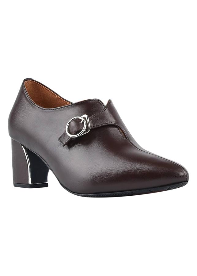 Giày Boots Nữ Ts.Milan V22951 - Nâu