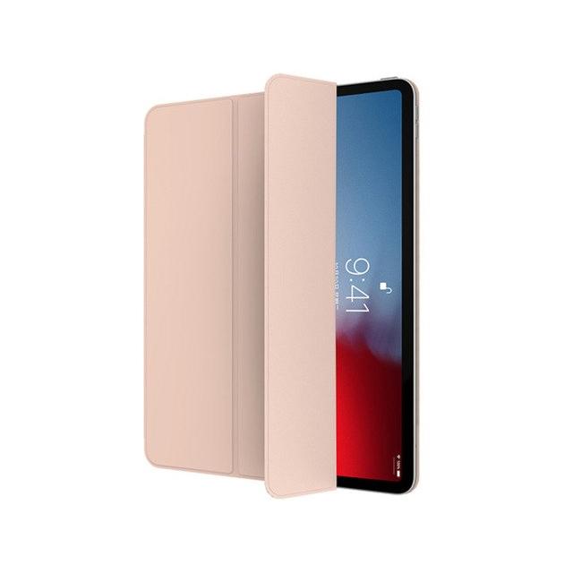 Bao da không viềncho iPad Pro 12.9 2018 hiệu Rock Ultra Thin Magnetic (Smart Sleep Cover) - Hàng chính hãng - 1288595 , 3188649904020 , 62_9905265 , 800000 , Bao-da-khong-viencho-iPad-Pro-12.9-2018-hieu-Rock-Ultra-Thin-Magnetic-Smart-Sleep-Cover-Hang-chinh-hang-62_9905265 , tiki.vn , Bao da không viềncho iPad Pro 12.9 2018 hiệu Rock Ultra Thin Magnetic (Sma