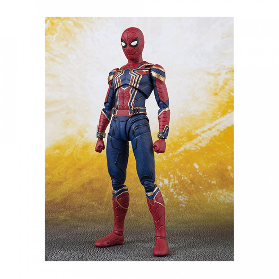 The Avengers Hero Iron Spider Action Figure Kids Gift 1/8 Scale Painted Figure - 1882186 , 8096400071551 , 62_14367600 , 863000 , The-Avengers-Hero-Iron-Spider-Action-Figure-Kids-Gift-1-8-Scale-Painted-Figure-62_14367600 , tiki.vn , The Avengers Hero Iron Spider Action Figure Kids Gift 1/8 Scale Painted Figure
