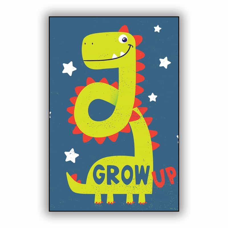 Tranh trang trí in Poster ( không khung ) Mural Grow Up - 7600852 , 3691759985761 , 62_11811221 , 164000 , Tranh-trang-tri-in-Poster-khong-khung-Mural-Grow-Up-62_11811221 , tiki.vn , Tranh trang trí in Poster ( không khung ) Mural Grow Up