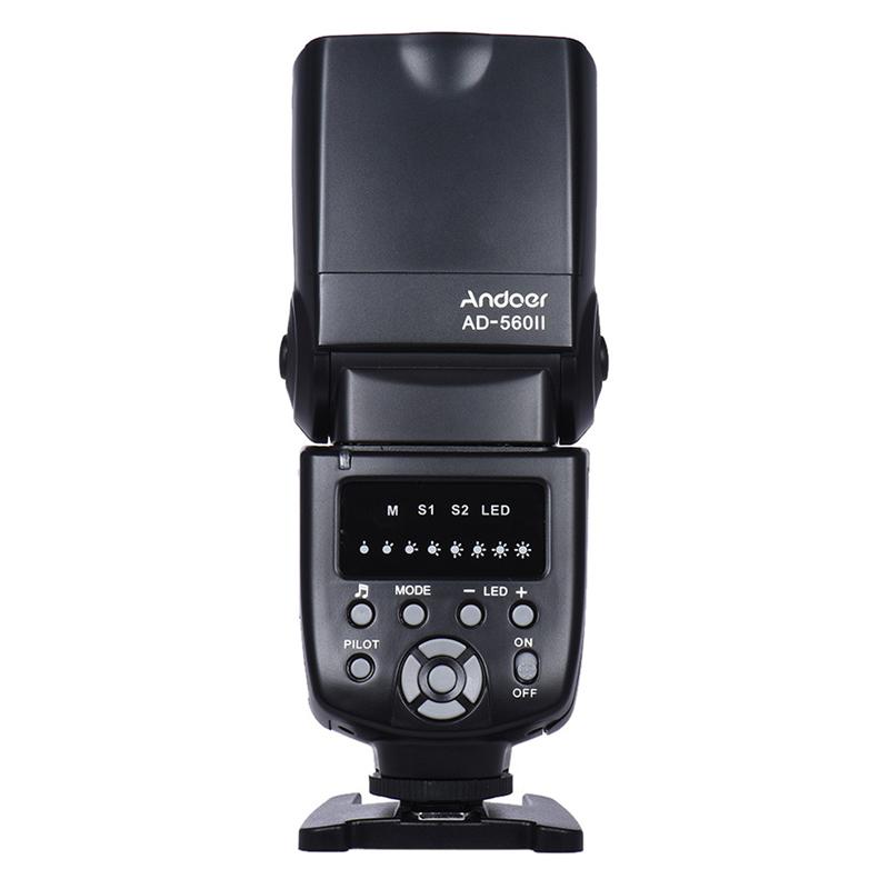 Đèn Flash Andoer AD-560 II Cho Máy Ảnh DSLR Canon/Nikon - 4755675 , 8084058828955 , 62_13718495 , 963000 , Den-Flash-Andoer-AD-560-II-Cho-May-Anh-DSLR-Canon-Nikon-62_13718495 , tiki.vn , Đèn Flash Andoer AD-560 II Cho Máy Ảnh DSLR Canon/Nikon