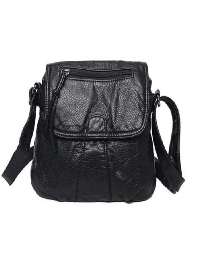 Túi đeo chéo, đeo vai nữ thời trang da mềm, mịn - Kích thước 23x25x5cm