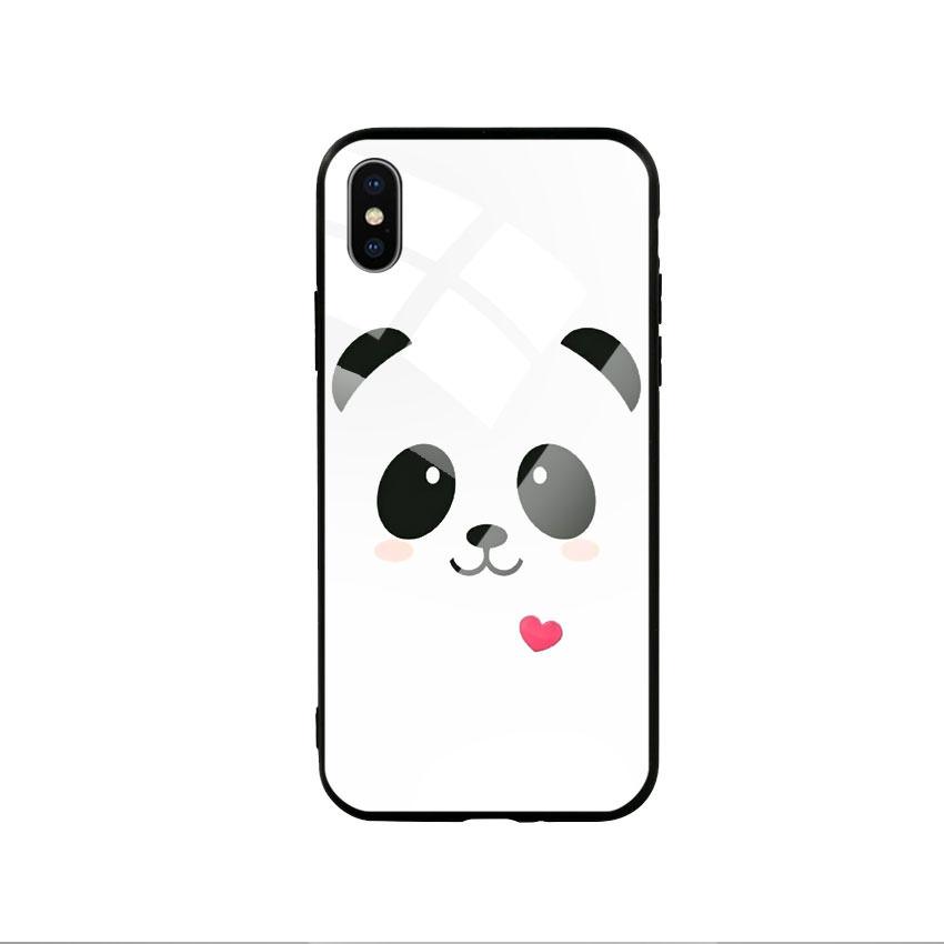 Ốp lưng kính cường lực cao cấp cho điện thoại Iphone X / Xs - Panda - 1442112 , 2567022203829 , 62_14810343 , 200000 , Op-lung-kinh-cuong-luc-cao-cap-cho-dien-thoai-Iphone-X--Xs-Panda-62_14810343 , tiki.vn , Ốp lưng kính cường lực cao cấp cho điện thoại Iphone X / Xs - Panda