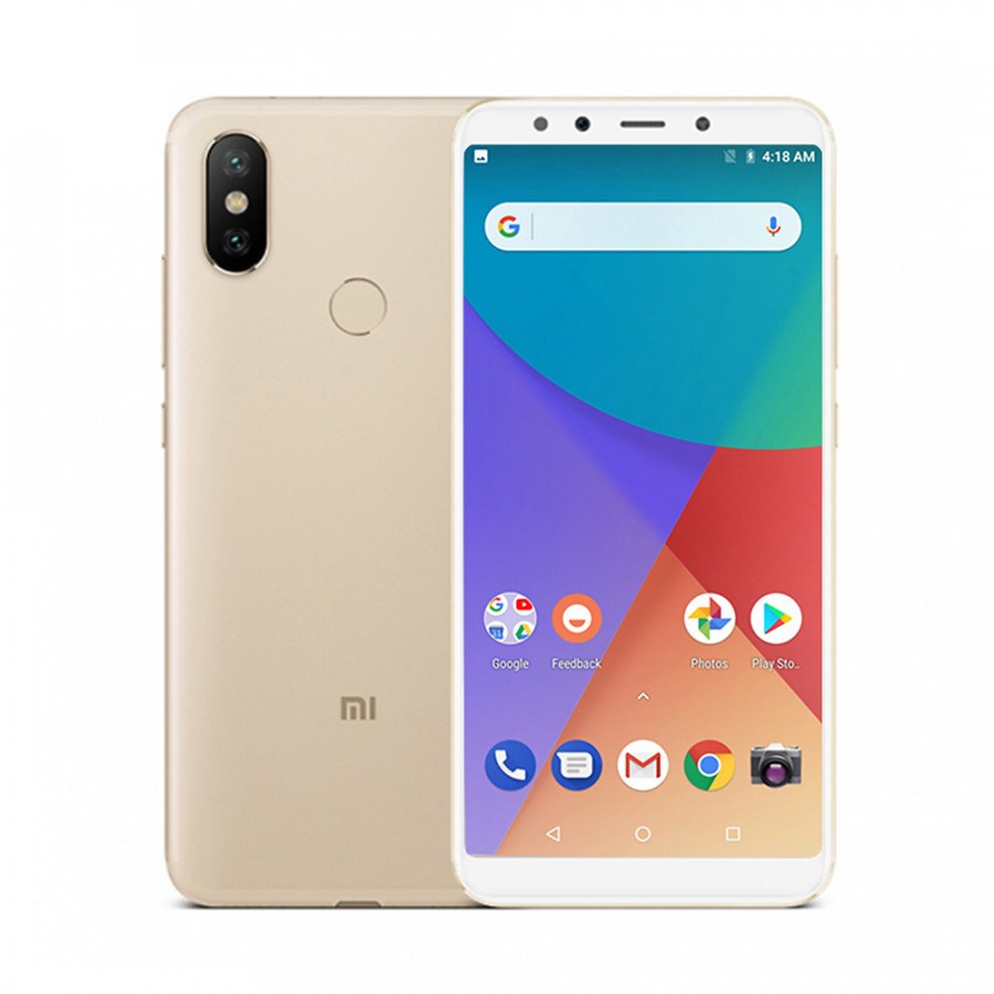 Global Version Xiaomi A2 Mobile Phone 5.99inch FHD+ Display 4GB+32GB Snapdragon 660 Android One OS 20MP AI Cameras - 2353240 , 7655161847754 , 62_15351962 , 9055000 , Global-Version-Xiaomi-A2-Mobile-Phone-5.99inch-FHD-Display-4GB32GB-Snapdragon-660-Android-One-OS-20MP-AI-Cameras-62_15351962 , tiki.vn , Global Version Xiaomi A2 Mobile Phone 5.99inch FHD+ Display 4GB