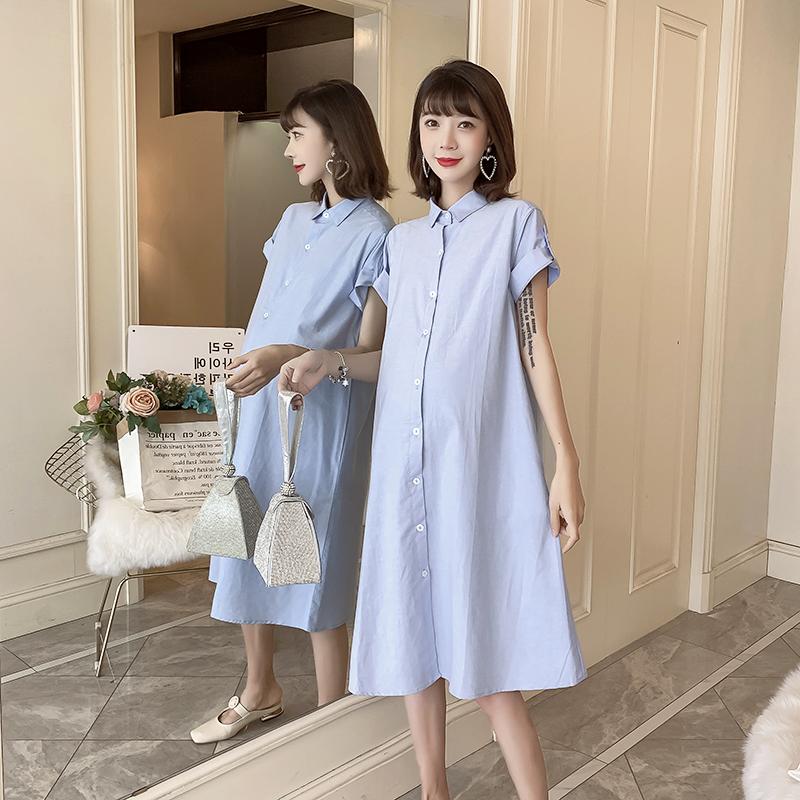 Đầm bầu công sở sơ mi thời trang - 2328773 , 5333719994724 , 62_15069592 , 290000 , Dam-bau-cong-so-so-mi-thoi-trang-62_15069592 , tiki.vn , Đầm bầu công sở sơ mi thời trang