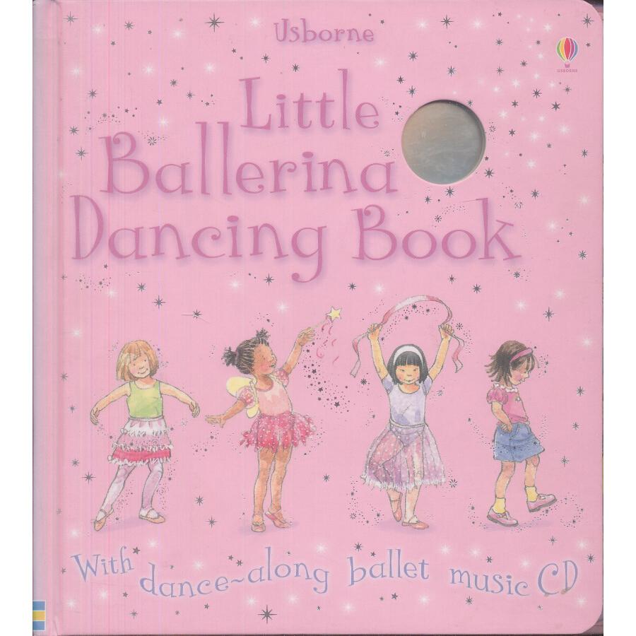 Little Ballerina Dancing Book (Board+CD) - 1225774 , 2341205000159 , 62_5235839 , 1727000 , Little-Ballerina-Dancing-Book-BoardCD-62_5235839 , tiki.vn , Little Ballerina Dancing Book (Board+CD)