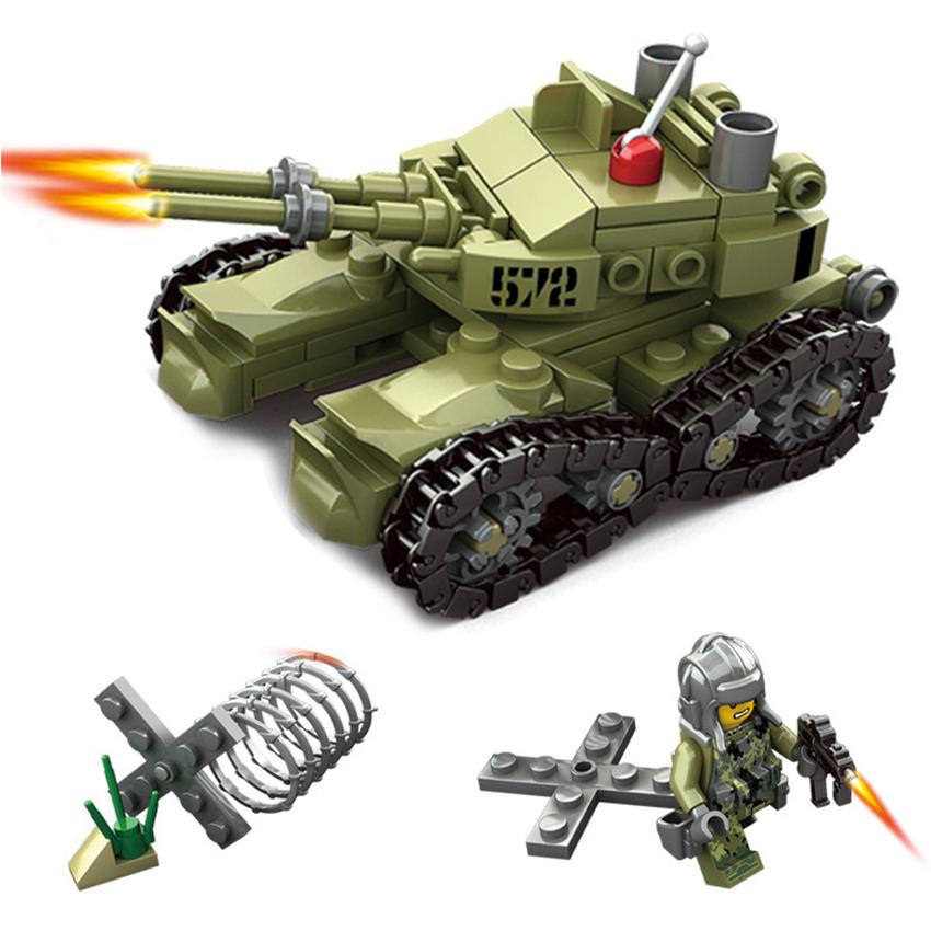 Mô hình lắp ghép bộ binh và xe tăng bọc thép 163 chi tiết - đồ chơi cho trẻ trên 6 tuổi - 1208790 , 6449759308076 , 62_5078223 , 159000 , Mo-hinh-lap-ghep-bo-binh-va-xe-tang-boc-thep-163-chi-tiet-do-choi-cho-tre-tren-6-tuoi-62_5078223 , tiki.vn , Mô hình lắp ghép bộ binh và xe tăng bọc thép 163 chi tiết - đồ chơi cho trẻ trên 6 t