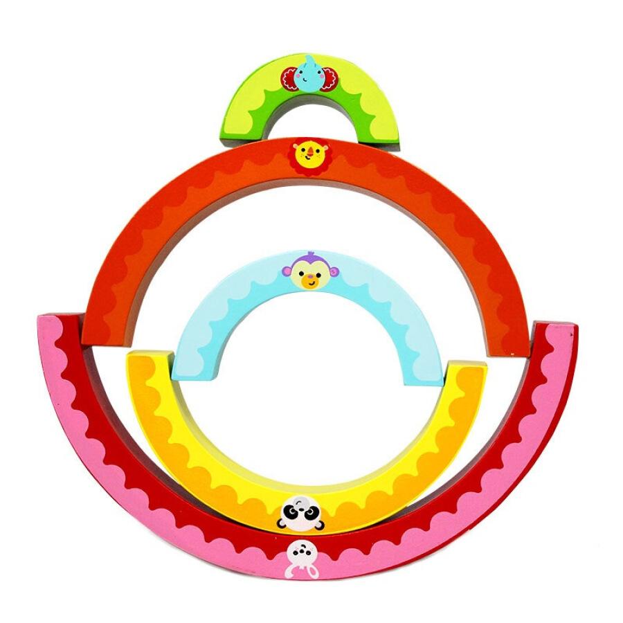 Bộ đồ chơi cầu gỗ FISHER-PRICE FP1003