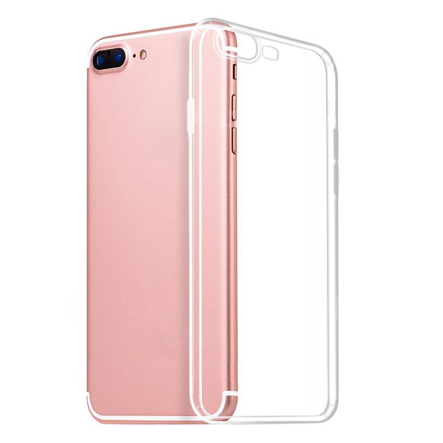 Ốp Lưng Dẻo iPhone 8 Plus Vu Case VUCASEIP8P-CLR (Trong Suốt) - Hàng Nhập Khẩu