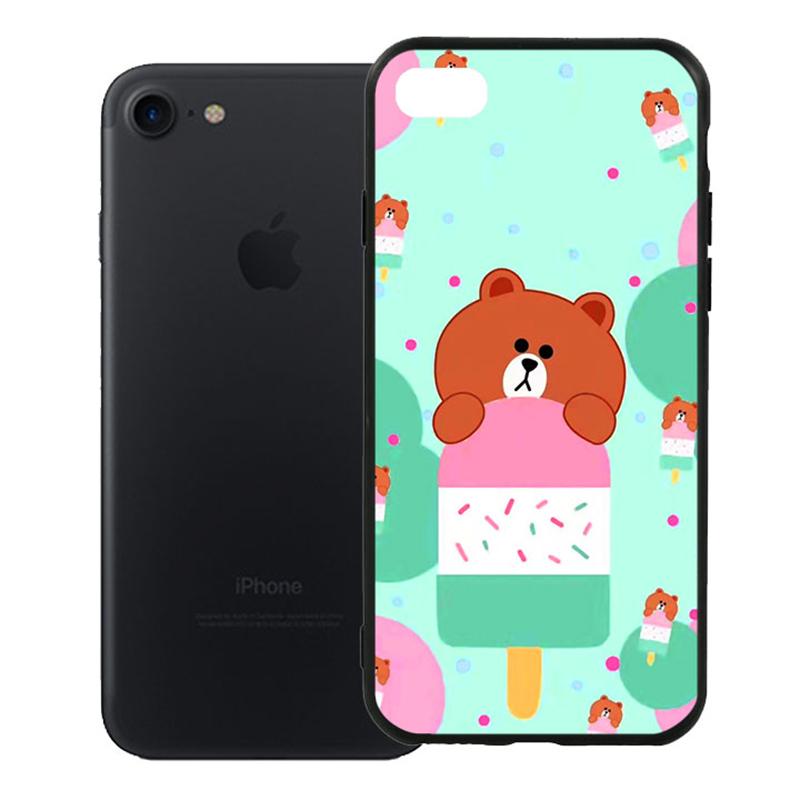 Ốp Lưng Viền TPU Cao Cấp Dành Cho iPhone 7 - Gấu Brown 04 - 5359447 , 1618781982799 , 62_15855591 , 200000 , Op-Lung-Vien-TPU-Cao-Cap-Danh-Cho-iPhone-7-Gau-Brown-04-62_15855591 , tiki.vn , Ốp Lưng Viền TPU Cao Cấp Dành Cho iPhone 7 - Gấu Brown 04