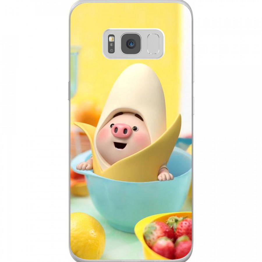 Ốp Lưng Cho Điện Thoại Samsung Galaxy S8 Plus - Mẫu aheocon 136
