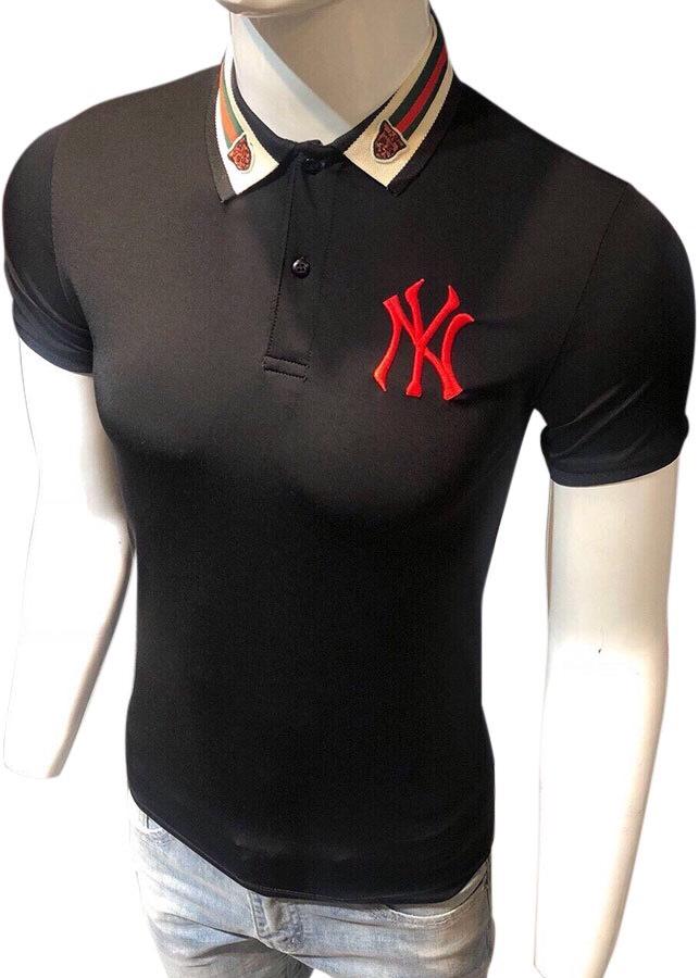 Áo thun nam cao cấp có cổ đen viền cổ logo Y/N - 2352729 , 7363373855442 , 62_15344412 , 200000 , Ao-thun-nam-cao-cap-co-co-den-vien-co-logo-Y-N-62_15344412 , tiki.vn , Áo thun nam cao cấp có cổ đen viền cổ logo Y/N