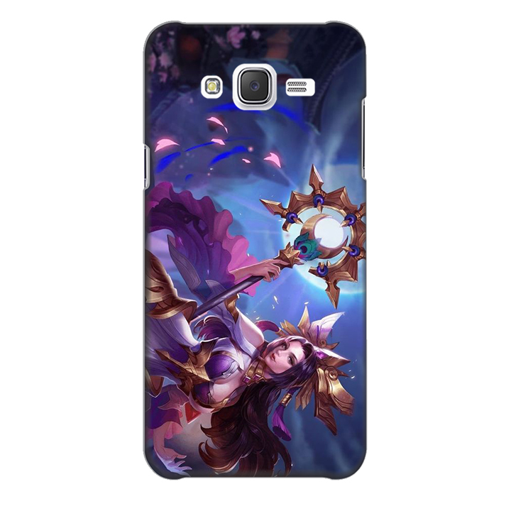 Ốp lưng nhựa cứng nhám dành cho Samsung Galaxy J5 in hình Liliana