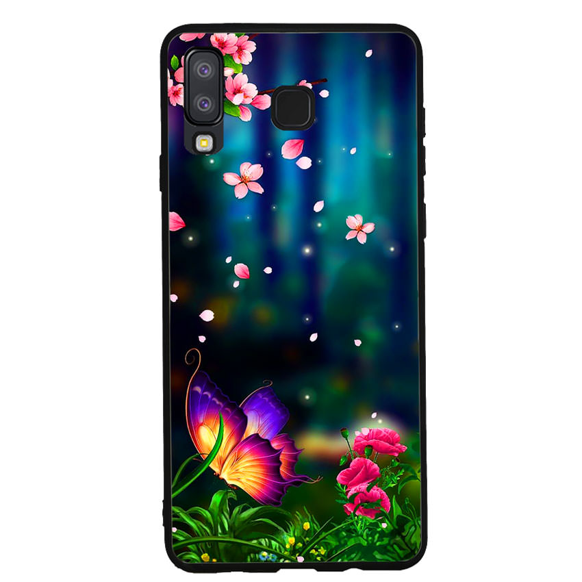 Ốp lưng viền TPU cao cấp cho điện thoại Samsung Galaxy A8 Star -Spring 04 - 6004998 , 6115440344592 , 62_7865758 , 200000 , Op-lung-vien-TPU-cao-cap-cho-dien-thoai-Samsung-Galaxy-A8-Star-Spring-04-62_7865758 , tiki.vn , Ốp lưng viền TPU cao cấp cho điện thoại Samsung Galaxy A8 Star -Spring 04