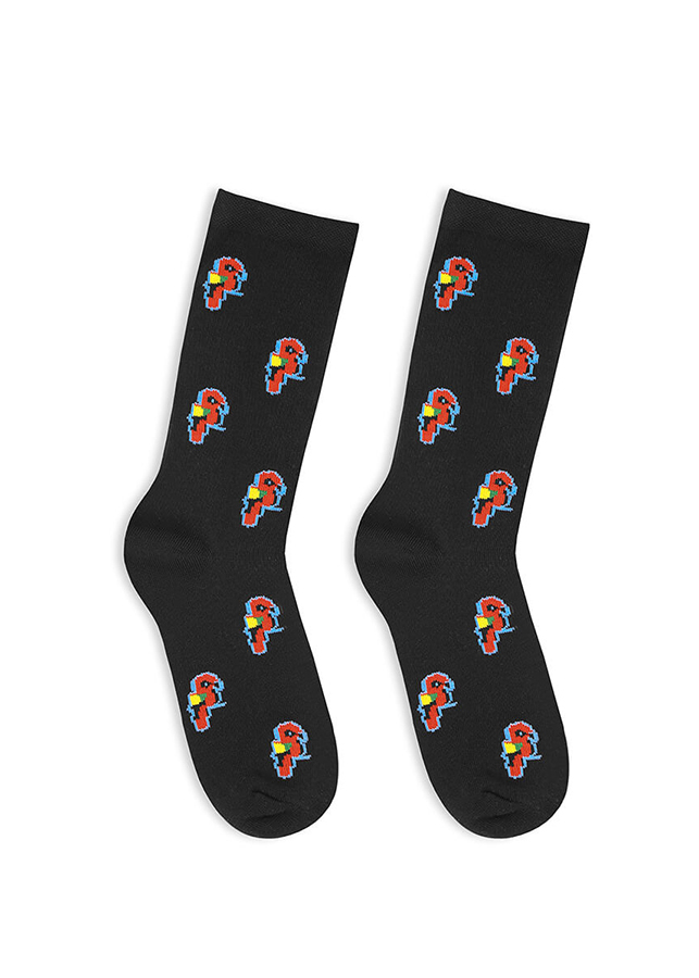 Vớ Parrot High Sock - 9880691 , 1495265813486 , 62_19447399 , 70000 , Vo-Parrot-High-Sock-62_19447399 , tiki.vn , Vớ Parrot High Sock