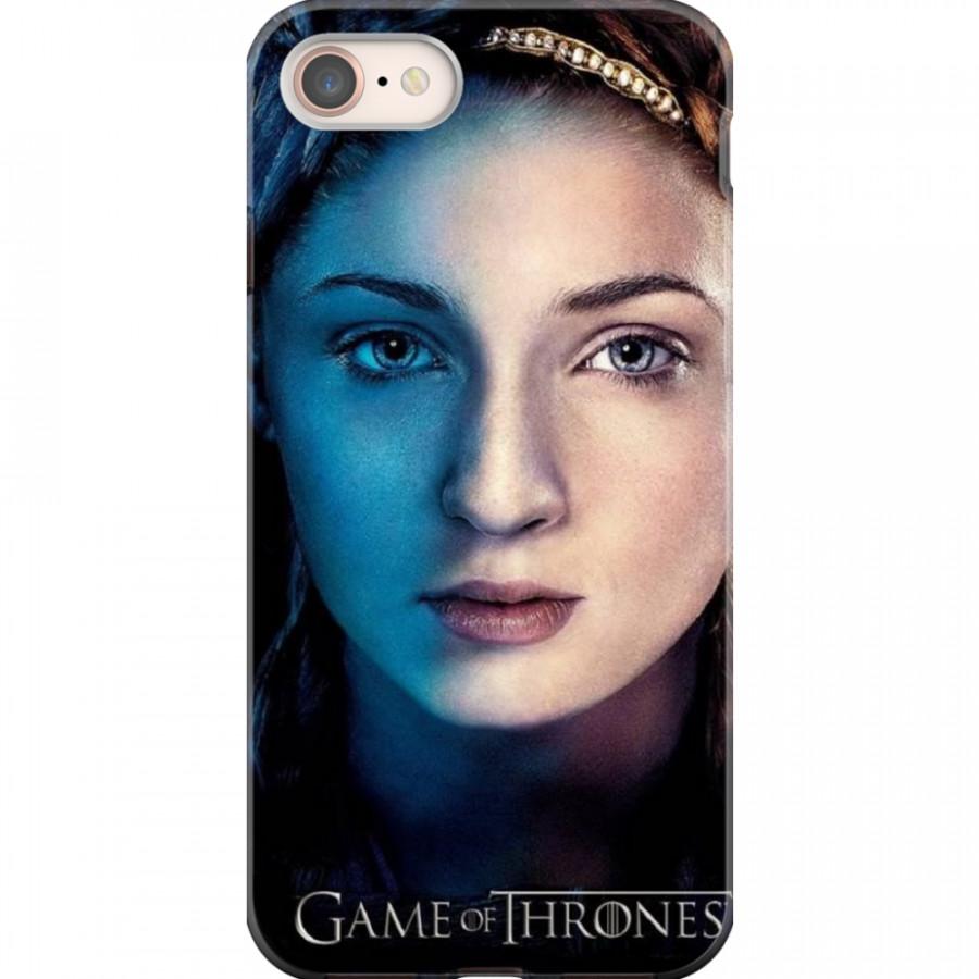Ốp Lưng Cho Điện Thoại iPhone 6S Plus Game Of Thrones - Mẫu 357