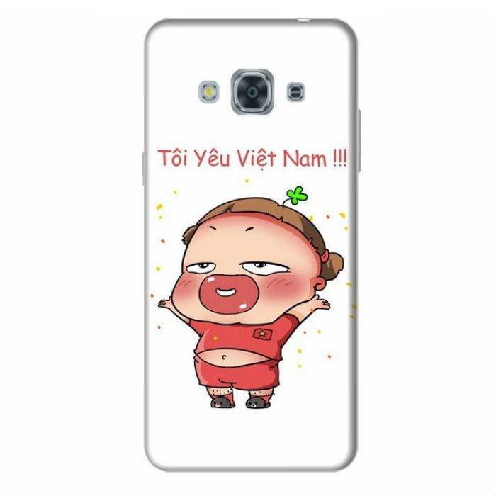 Ốp Lưng Dành Cho Samsung Galaxy J3 Pro 2016 Quynh Aka 1