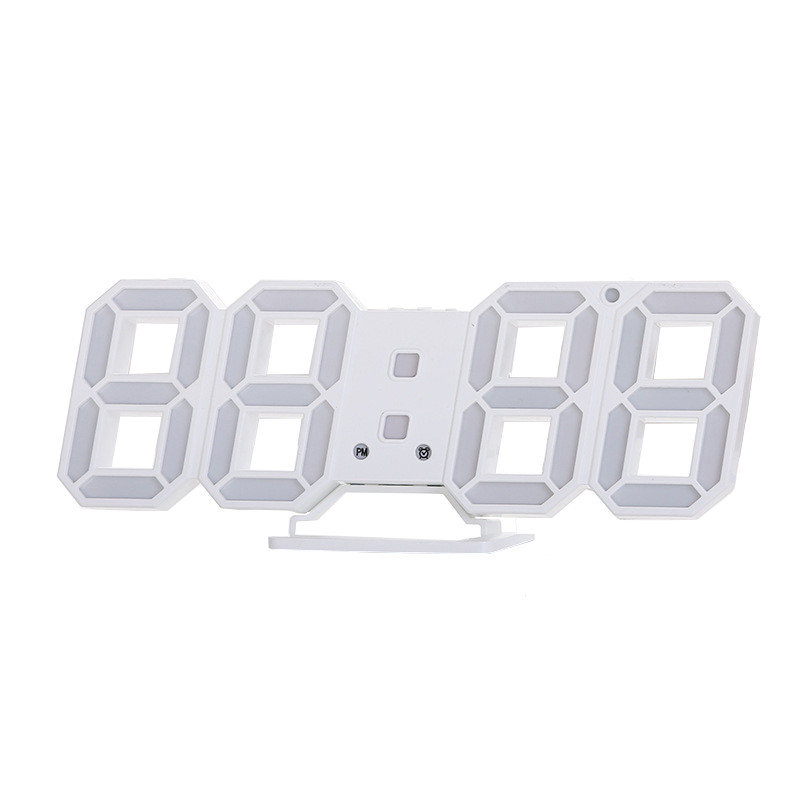 Đồng hồ LED 3D cao cấp