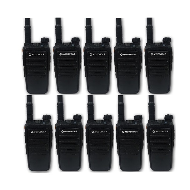Bộ 10 Bộ đàm Motorola CP318 - 1251998 , 4151582015756 , 62_6614269 , 7400000 , Bo-10-Bo-dam-Motorola-CP318-62_6614269 , tiki.vn , Bộ 10 Bộ đàm Motorola CP318