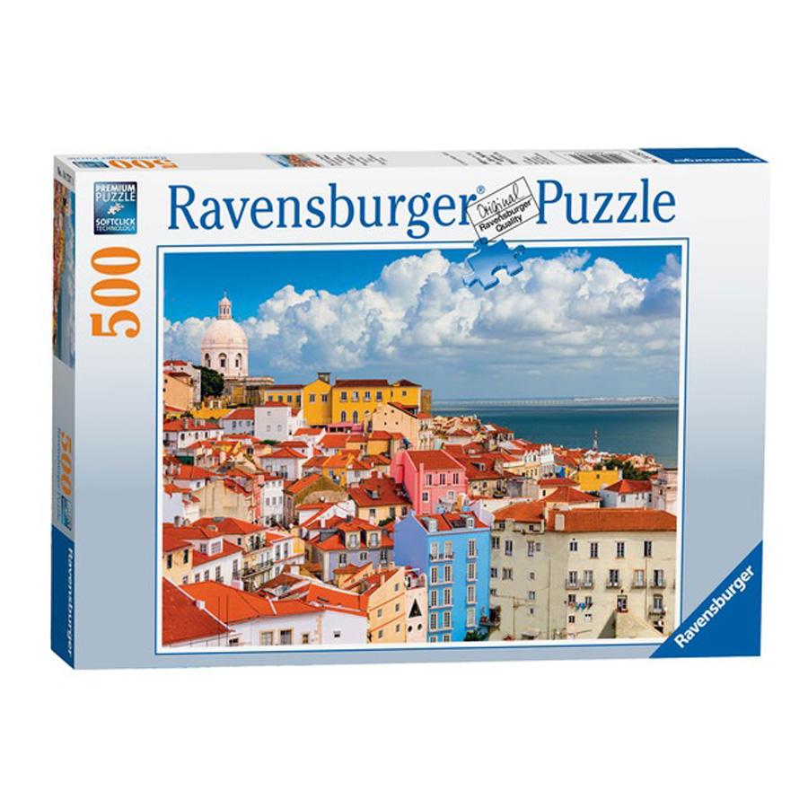 Xếp Hình Puzzle Ravensburger Colline De l