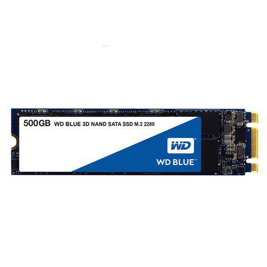 Ồ cứng SSD WD 500GB WDS500G2B0B (M2-2280) - Hàng Chính Hãng