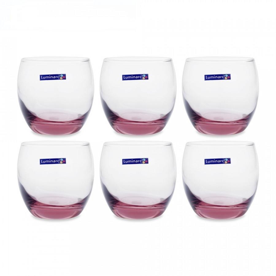 Bộ 6 Ly Thủy Tinh Thấp Luminarc Salto Pink 320ml-J5386 - 1866017 , 2644152530541 , 62_14162623 , 218000 , Bo-6-Ly-Thuy-Tinh-Thap-Luminarc-Salto-Pink-320ml-J5386-62_14162623 , tiki.vn , Bộ 6 Ly Thủy Tinh Thấp Luminarc Salto Pink 320ml-J5386