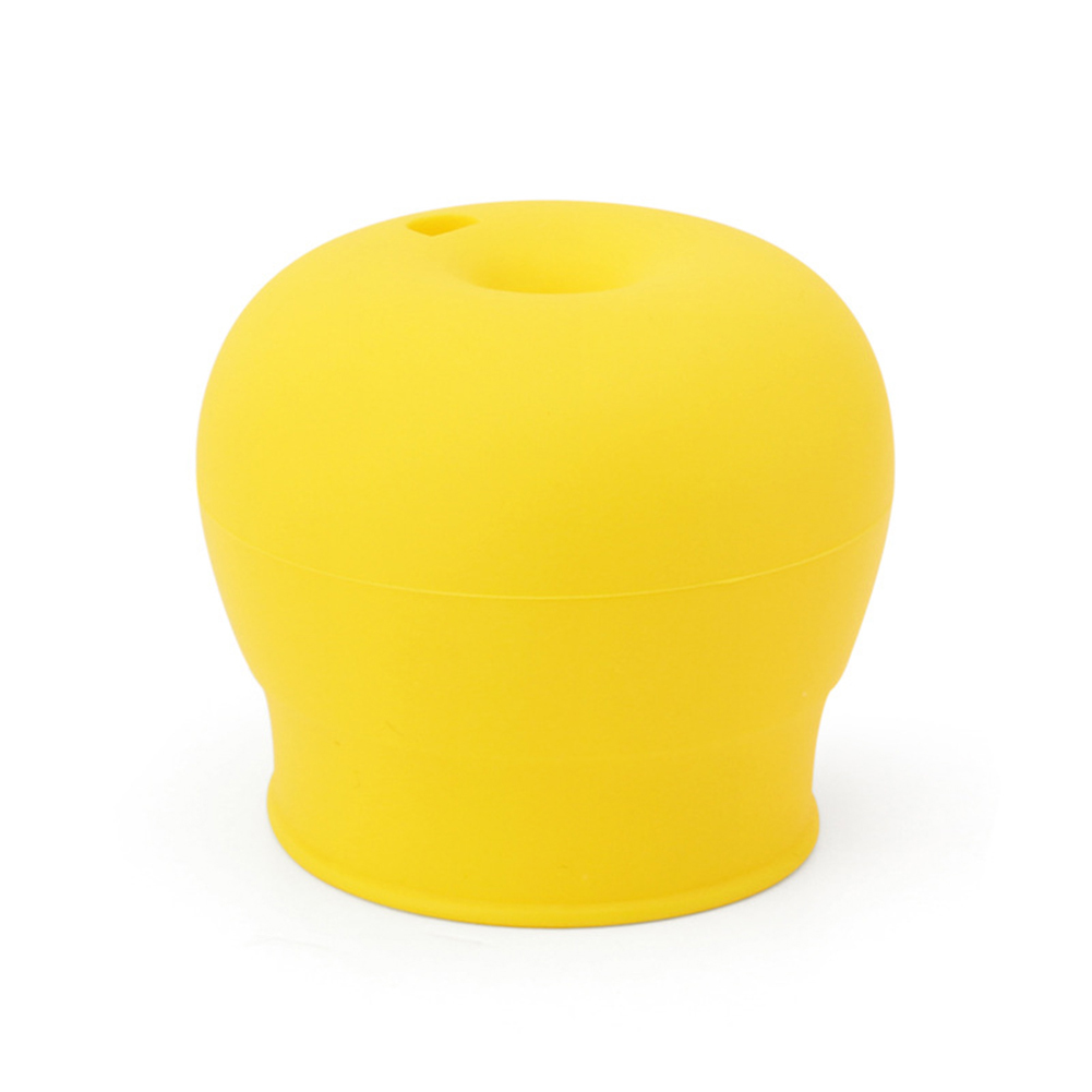 Non-toxic Suction Cup Cover Kid Silicone Lids Suck Bottle Anti-dust Home Tool