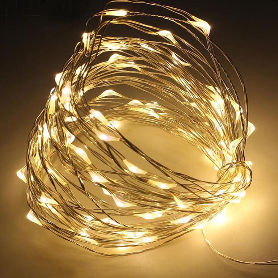 Dây Đèn Trang Trí (100 Bóng Đèn LED) - 1801362 , 8260293004600 , 62_5556955 , 294000 , Day-Den-Trang-Tri-100-Bong-Den-LED-62_5556955 , tiki.vn , Dây Đèn Trang Trí (100 Bóng Đèn LED)